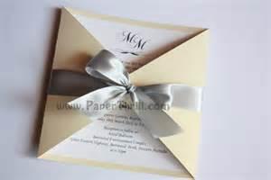 triangle cut gate fold wedding invitation card malaysia wedding invitations greeting cards