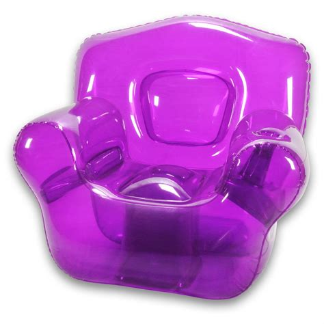 blow up armchair blow up armchair bubble inflatables 174 inflatable chair 218004 at
