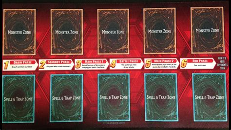Yugioh Mat Card Zone Template by Object Oriented Programming Delema With Yugioh As An
