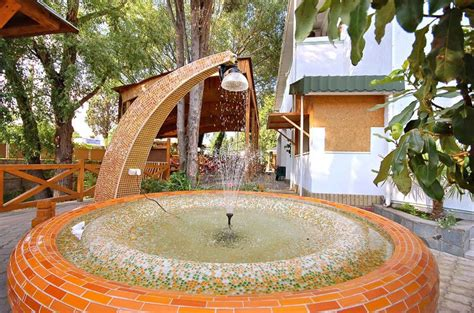 backyard fountains ideas exclusive backyard water ideas for the easy