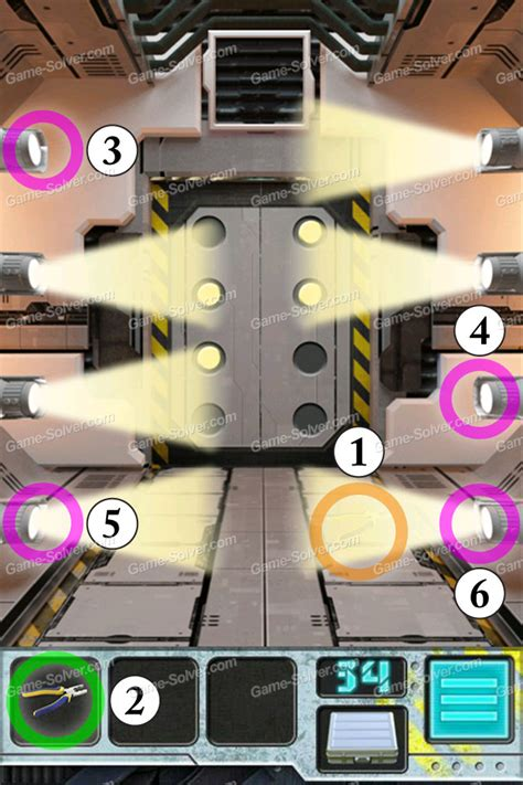 100 Doors Floors Level 34 - 100 doors aliens space level 34 solver