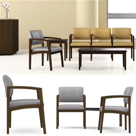 lesro office furniture lesro lenox open arm series reception seating