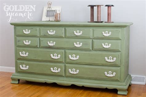 Color Wash Painting Furniture - annie sloan chalk paint review my experience the golden sycamore