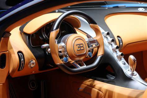 bugatti chiron interior bugatti chiron 2016 supercar future cars