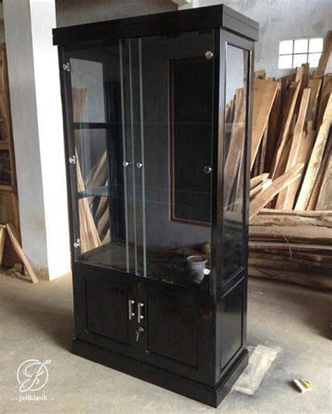 Lemari Hias Jati Minimalis jual lemari hias minimalis 2 pintu jati jepara jati klasik
