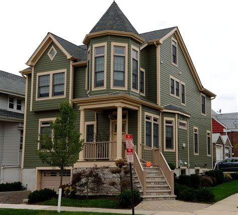 new victorian style homes cape cod home transformed into victorian style home