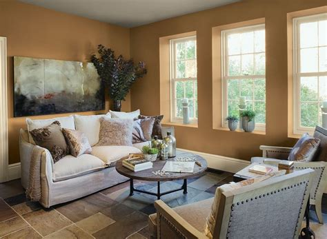 paint color schemes for living room living room ideas inspiration paint colors orange