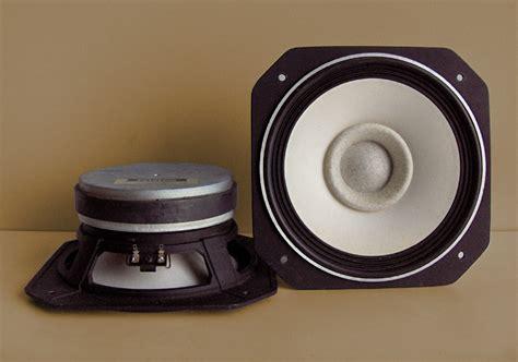 Speaker Fostex 18 Inch fostex fp 203 fullrange loudspeaker measurements data and
