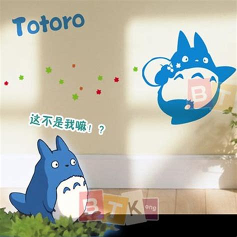 totoro home decor totoro home decor 28 images totoro decal japanese totoro wall stickers decal totoro w rice