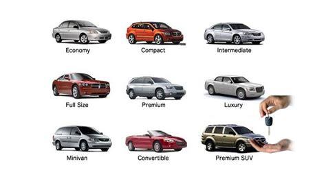 Enterprise Car Types Usa by Car Rental Companies Tours Hotels