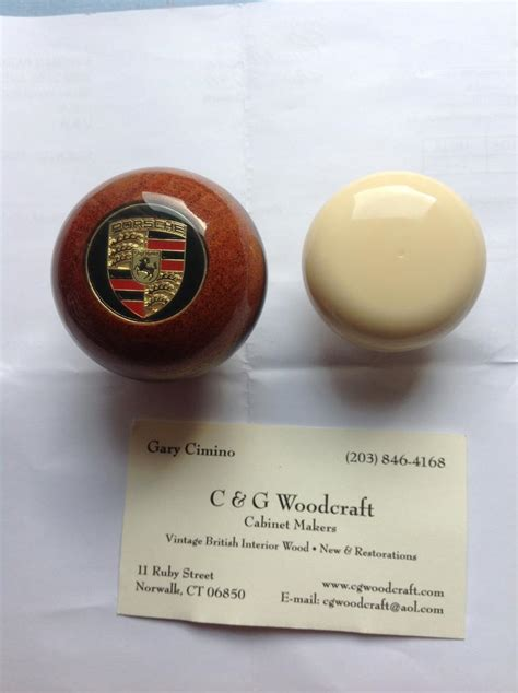 wood shifter knob c g woodcraft speedsterowners