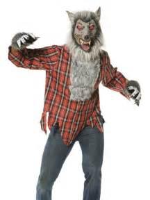 Werewolf Costumes Men S Werewolf Costume