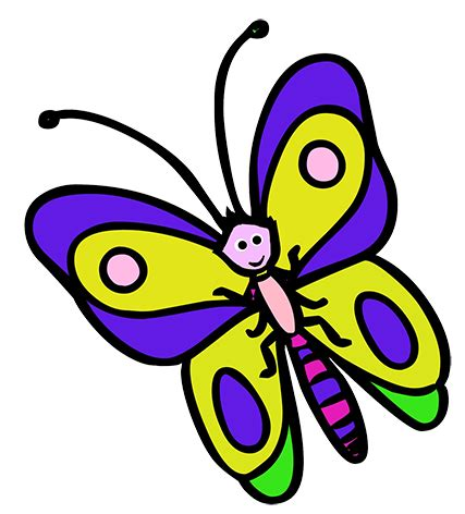 clipart picture butterfly clipart