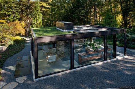 backyard glass house 15 compact modern studio shed designs for your backyard