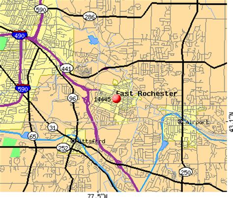 zip code map rochester ny 14445 zip code east rochester new york profile homes