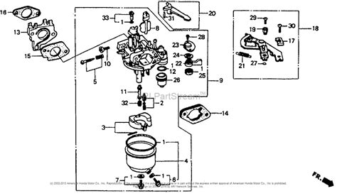 honda gx200 carburetor diagram outstanding honda gx340 wiring diagram contemporary best