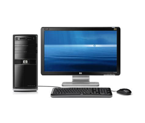 What Is A Desk Top Computer Hp Pavilion Elite Hpe 470f Gaming Desktop Pc The Tech Journal