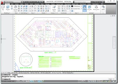 autocad layout view colors layout tools 2011 images