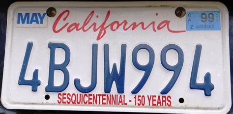 Vanity Plates California by File Licence Plate Of California Jpg Wikimedia Commons