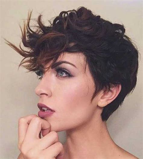 pixie haircut curly hair photos incredble curly pixie cuts you will love short
