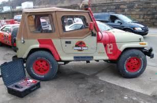 Jurassic Park Jeep 12 Jurassic Park Jeep 12 By Cbassett On Deviantart