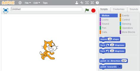 scratch 2 0 programming books scratch 2 0 programming for via a web browser