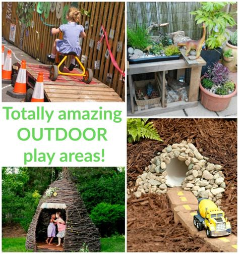 Big Backyard Nursery School by Inspiring Outdoor Play Spaces The Imagination Tree
