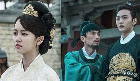 K Drama Goblin 2016 goblin stills so hyun min jae as king dong wook gong yoo kimchi