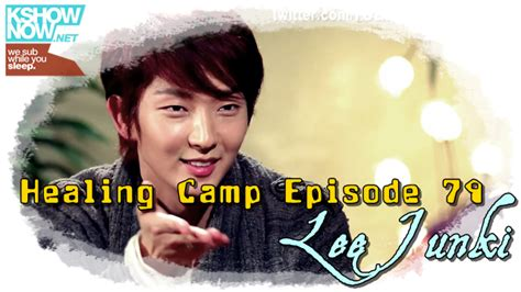 lee seung gi healing c healing c episode 79 english subs kshownow korean
