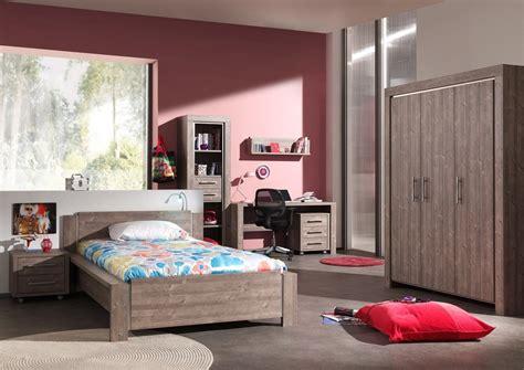 chambres et lits pour jeunes adolescents couleur pour
