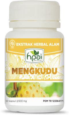 Obat Herbal Hpai mengkudu kapsul hpai obat herbal darah tinggi alami hpai