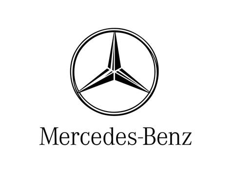 logo mercedes benz vector mercedes star clipart clipground