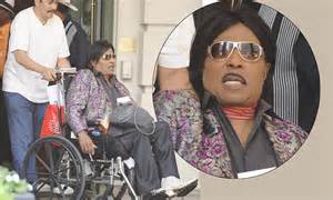 Monty Chair Little Richard Is Still Rocking And Rolling Daily Mail