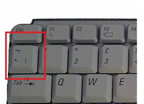 us keyboard layout tilde tilde grave key not bindable on uk keyboard layout