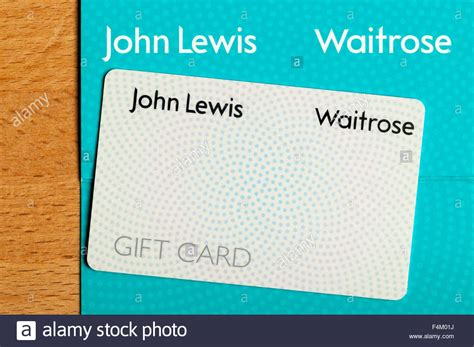 John Lewis Gift Cards Where To Buy - a john lewis and waitrose gift card stock photo royalty free image 88949550 alamy