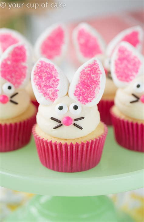 Cupcake Decorations by Easy Easter Cupcake Decorating And Decor Your Cup Of Cake