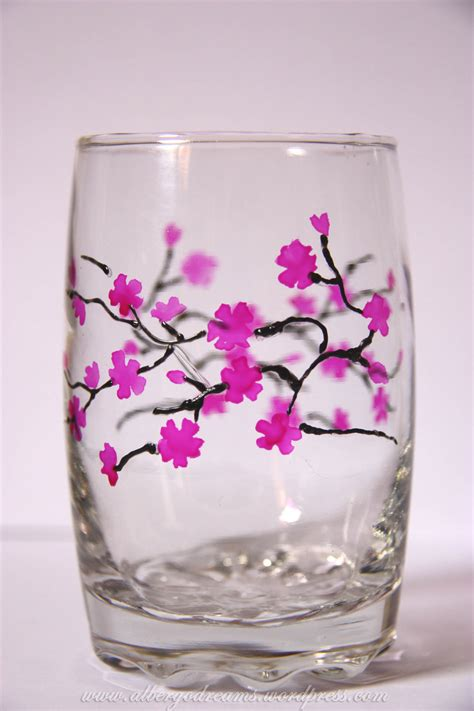 painting glass glass painting glasses albergo dreams