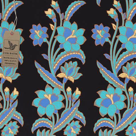Batik Tosca murah cek batik kain motif batik bunga kombinasi warna