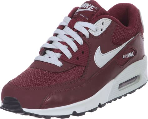 Nike Air Max Maroon nike air max 90 le shoes maroon