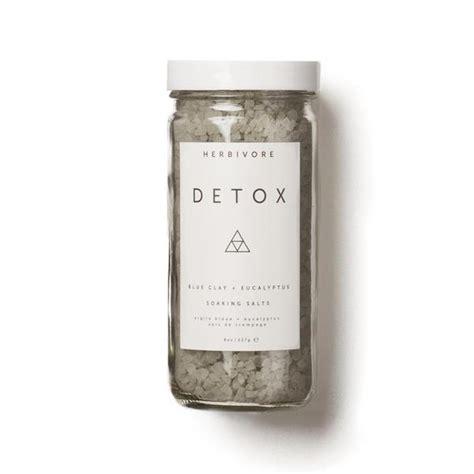 Herbivore Detox by Daily Detox Herbivore Botanicals Spa Gift Set