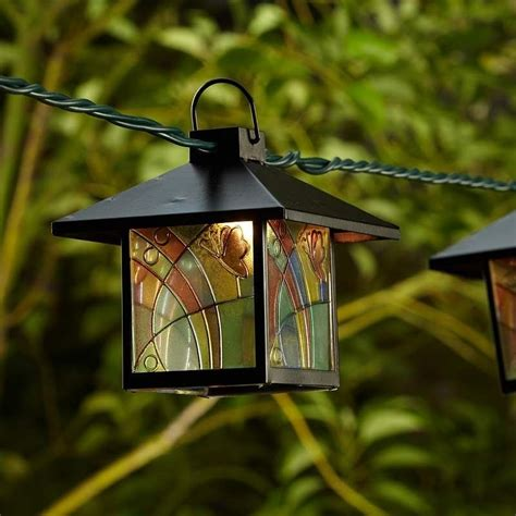 Decorative Patio String Lights by Style Lantern String Lights Decorative