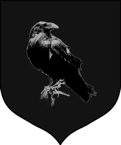 Kaos Of Thrones Nightswatch Castle Black image s shield png of thrones