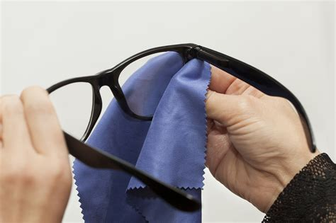 are your glasses clean hakim optical