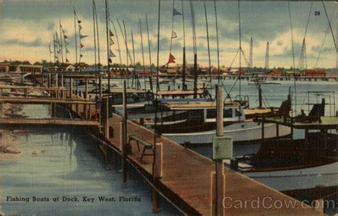 fishing boat key west fl fishing boats at dock key west fl