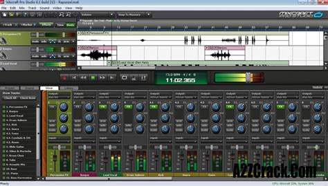 Mixcraft 6 Crack Only Download With Latest Update Pro Tools Recording Template