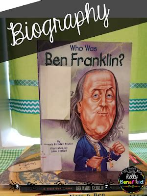 benjamin franklin biography for elementary students upper elementary snapshots teaching biographies