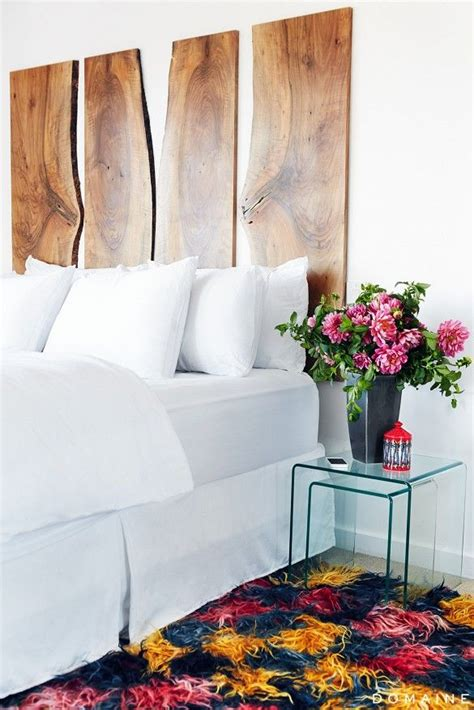 ideas de cabeceros de cama modernos  sencillos