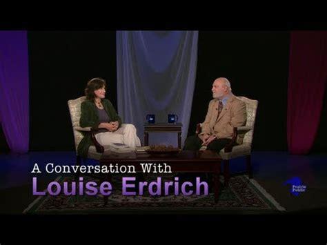 The Plague Of Doves A Novel P S louise erdrich speaking appearances