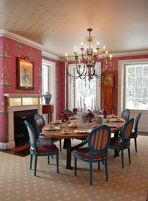 wallpaper designs for dining room 27 splendid wallpaper decorating ideas for the dining room