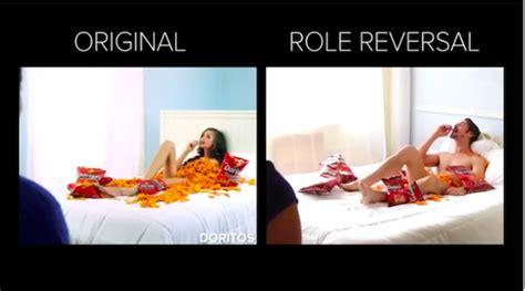 gender role reversal in ads reversing gender roles courting family these reenacted ads reverse the roles of men and women
